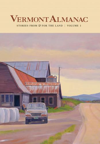 Vermont Almanac 2020 Cover Image