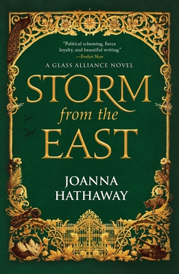 Cover for Storm from the East (Glass Alliance #2)