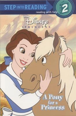 A Pony for a Princess (Disney Princess) Cover