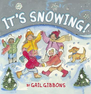 Cover for It's Snowing!