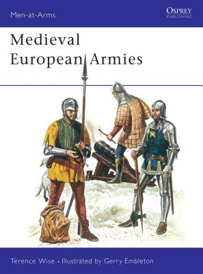 Medieval European Armies Cover Image