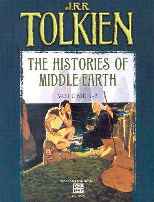 Histories of Middle Earth 5c Box Set MM Cover