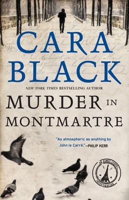 Murder in Montmartre (An Aimée Leduc Investigation #6) Cover Image