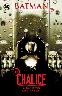 Batman: The Chalice Cover Image