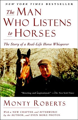 The Man Who Listens to Horses Cover