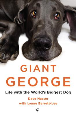 Giant George Cover