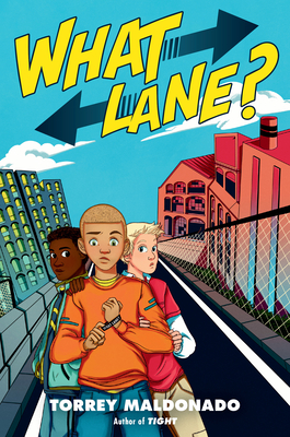 What Lane? Cover Image