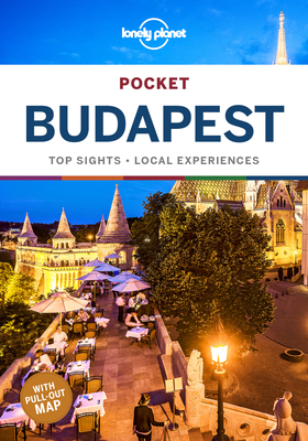 Lonely Planet Pocket Budapest 3 Cover Image