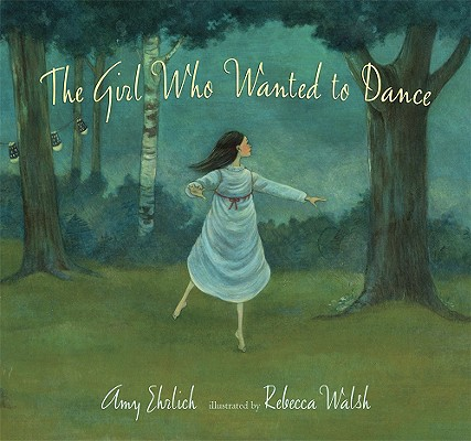 The Girl Who Wanted to Dance Cover Image