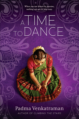 A Time to Dance Cover Image