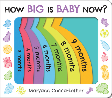 How Big Is Baby Now? Cover Image