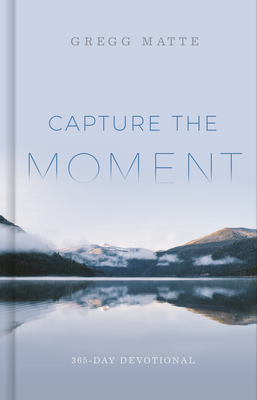Cover for Capture the Moment