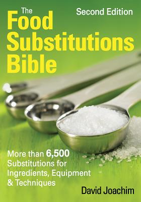 The Food Substitutions Bible Cover