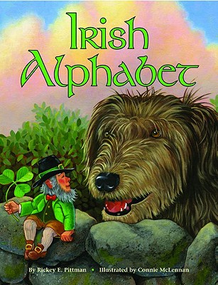Irish Alphabet Cover