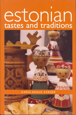 Estonian Tastes & Traditions Cover Image