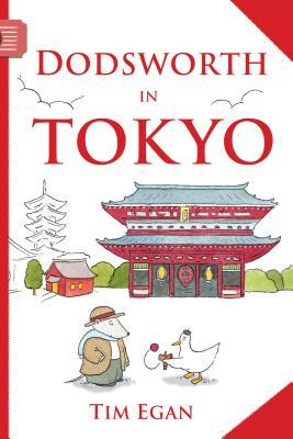 Dodsworth in Tokyo Cover