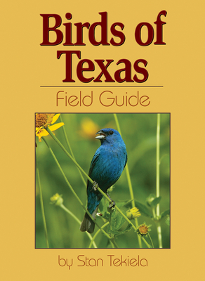 Birds of Texas Field Guide (Bird Identification Guides) Cover Image
