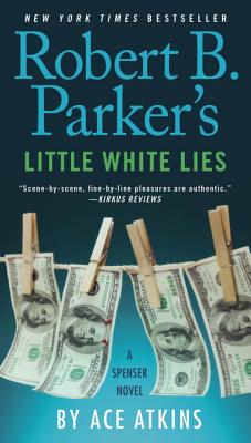 Robert B Parker's Little White Lies cover image