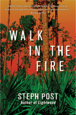 Cover for Walk in the Fire (Judah Cannon #2)
