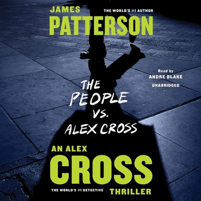 The People Vs Alex Cross Cover Image