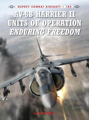 AV-8b Harrier II Units of Operation Enduring Freedom Cover Image