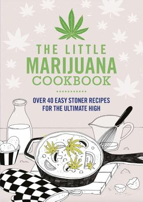 The Little Marijuana Cookbook Cover Image