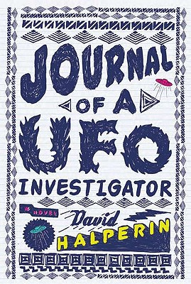 Journal of a UFO Investigator Cover
