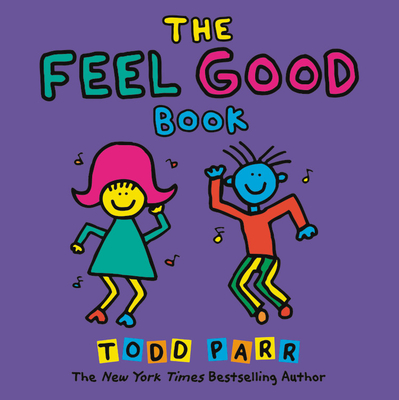 The Feel Good Book Cover Image