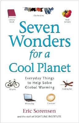 Seven Wonders for a Cool Planet Cover