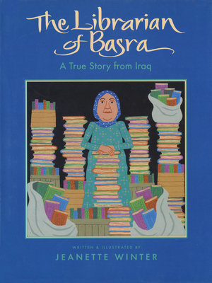 The Librarian of Basra Cover