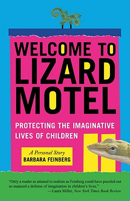 Welcome to Lizard Motel Cover