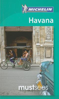 Michelin Must Sees Havana Cover