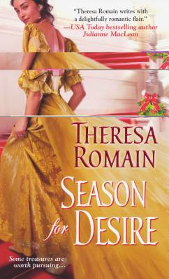 Season for Desire (Holiday #4) Cover Image