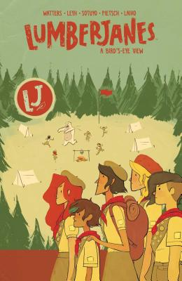 Lumberjanes Vol. 7: A Bird's-Eye View Cover Image