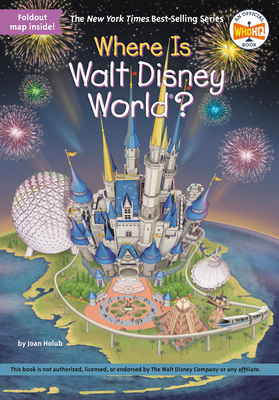 Cover for Where Is Walt Disney World? (Where Is?)