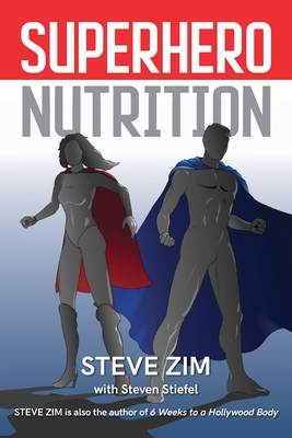 Superhero Nutrition Cover Image