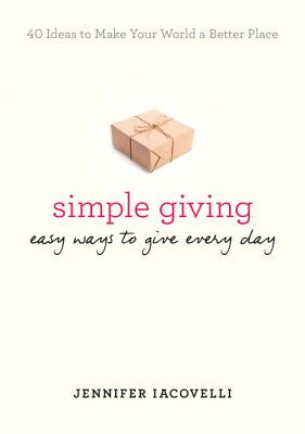 Simple Giving Cover
