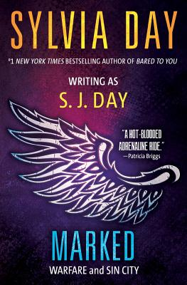 Cover for Marked