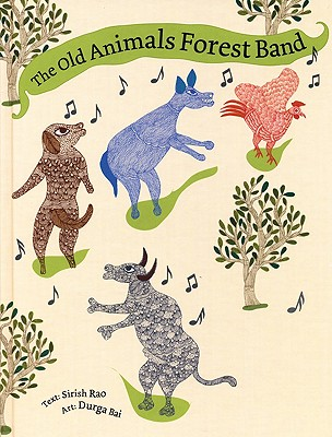 The Old Animals' Forest Band Cover