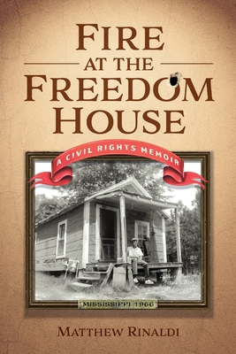 Fire at the Freedom House Cover Image