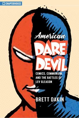 Cover for American Daredevil