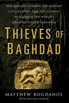 Thieves of Baghdad Cover