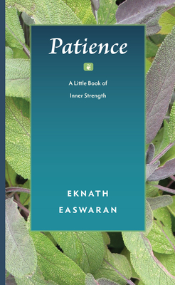 Patience: A Little Book of Inner Strength (Pocket Wisdom) Cover Image
