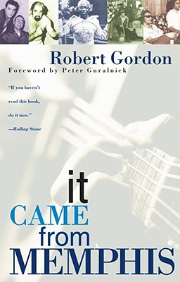 It Came from Memphis Cover