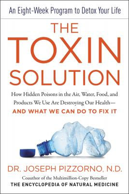 The Toxin Solution Cover