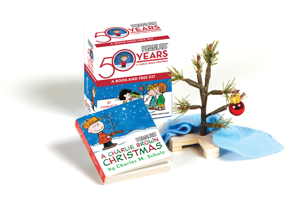 A Charlie Brown Christmas Book.A Charlie Brown Christmas Kit Book And Tree Kit Miniature