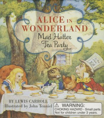 Alice in Wonderland Mad Hatter Tea Party (RP Minis) Cover Image