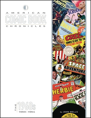American Comic Book Chronicles: 1960-64 Cover Image