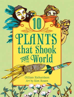10 Plants That Shook the World Cover