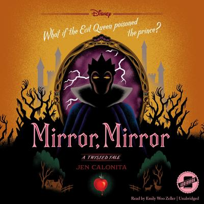 Mirror, Mirror: A Twisted Tale Cover Image